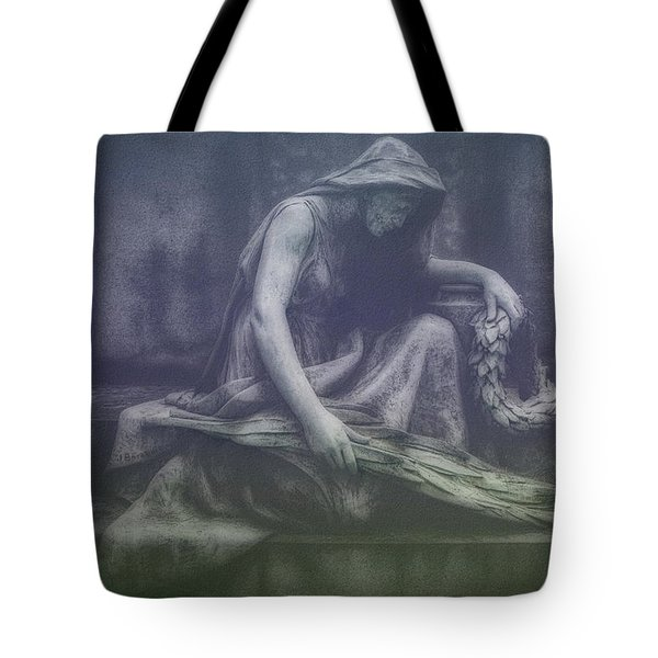 Sadness And Sorrow Tote Bag