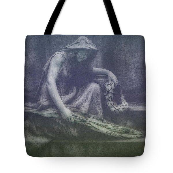 Sadness And Sorrow Tote Bag