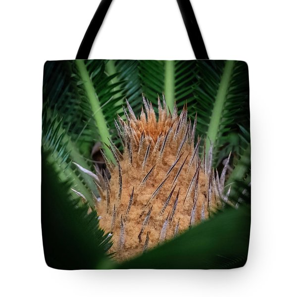 Sago Palm Tote Bag