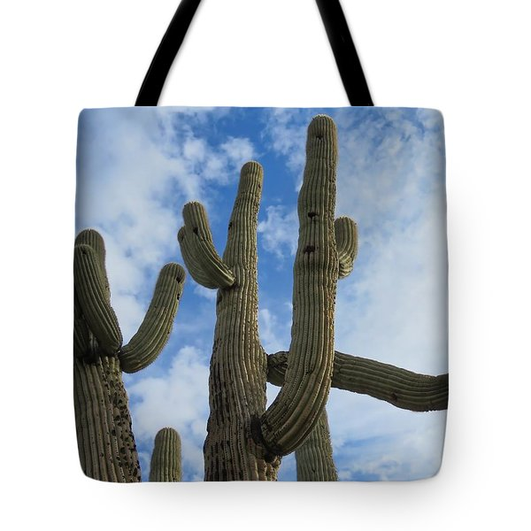 Saguaro Clique Tote Bag