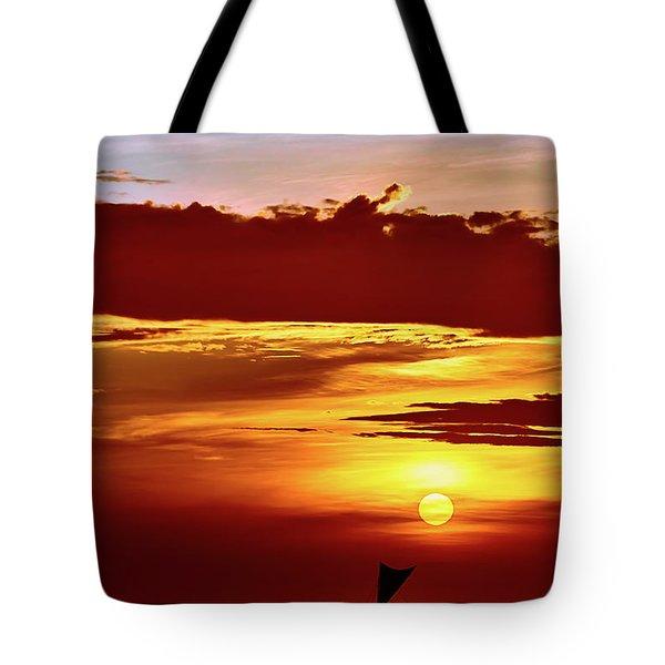 Sail Away... Tote Bag