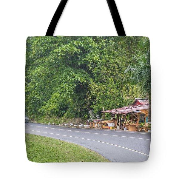 Saint Mary, Jamaica Tote Bag