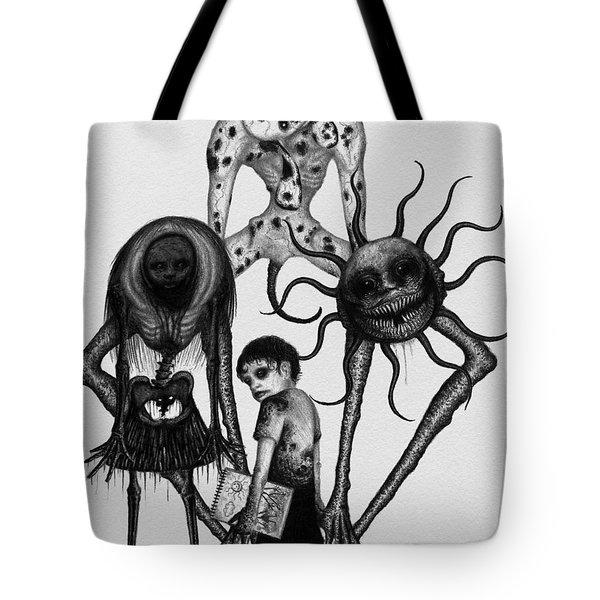 Sammy And Friends - Artwork Tote Bag