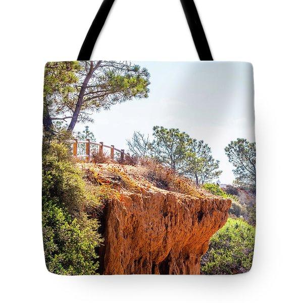 San Diego Landscape Tote Bag