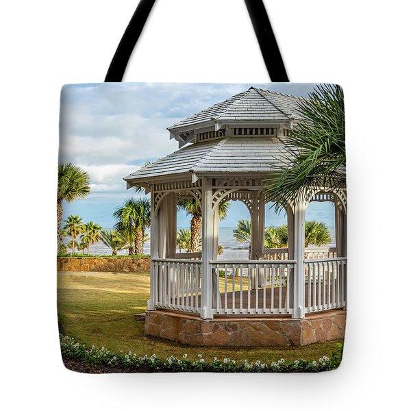 San Luis Gazebo Tote Bag