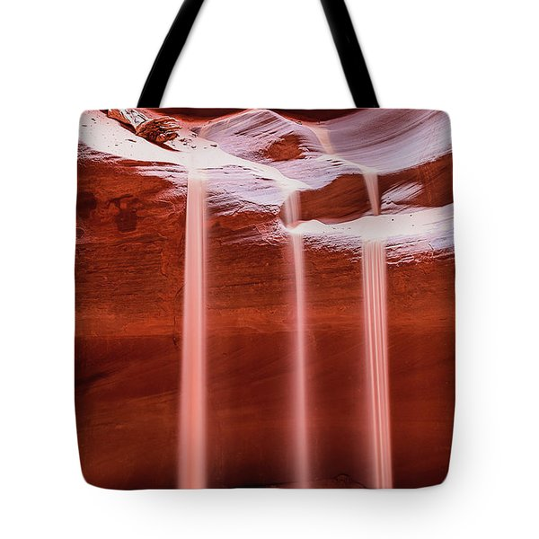 Sand Of Time Tote Bag