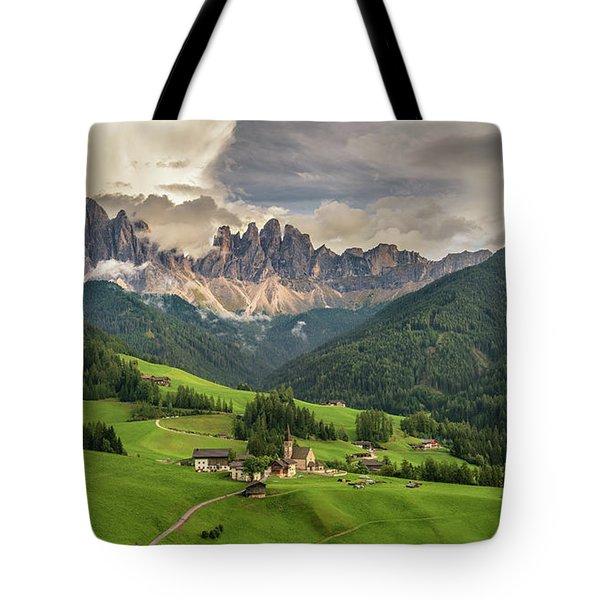 Santa Maddalena Tote Bag
