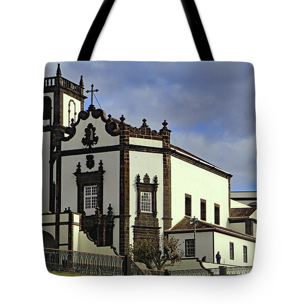 Tote Bag featuring the photograph Sao Pedro by Tony Murtagh