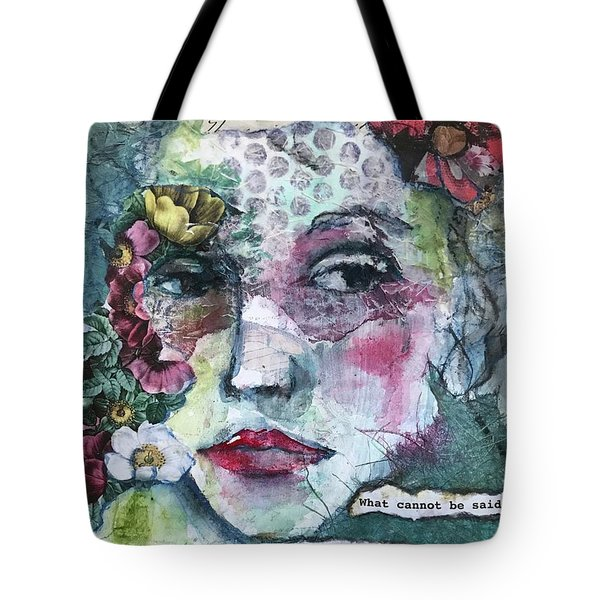 Sappho's Quote Tote Bag