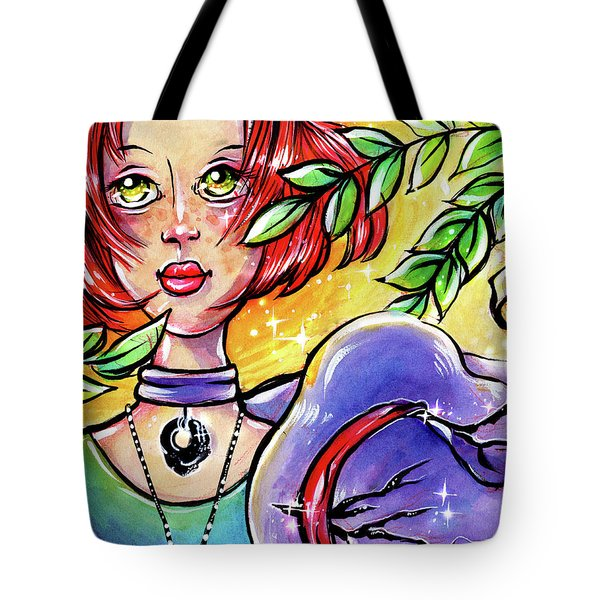 Sarahfina Sun Tote Bag