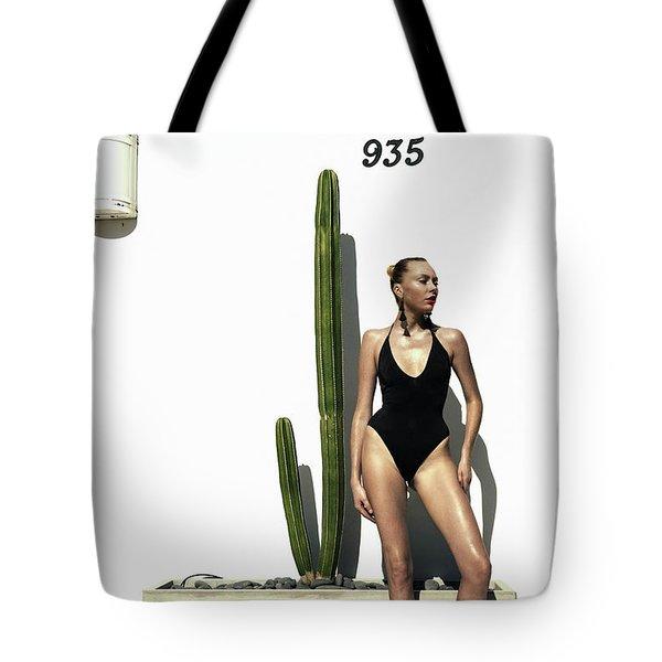 Sasha Dubrovskaya Standing Tote Bag