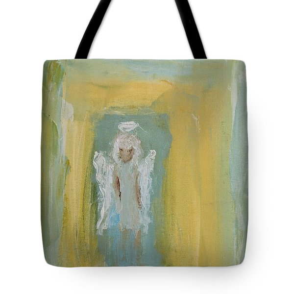 Sassy Frassy Angel Tote Bag