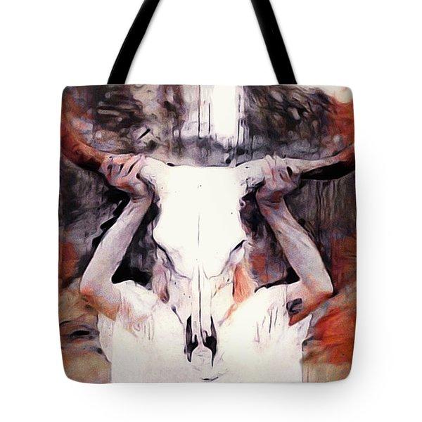 Savage Beauty Tote Bag