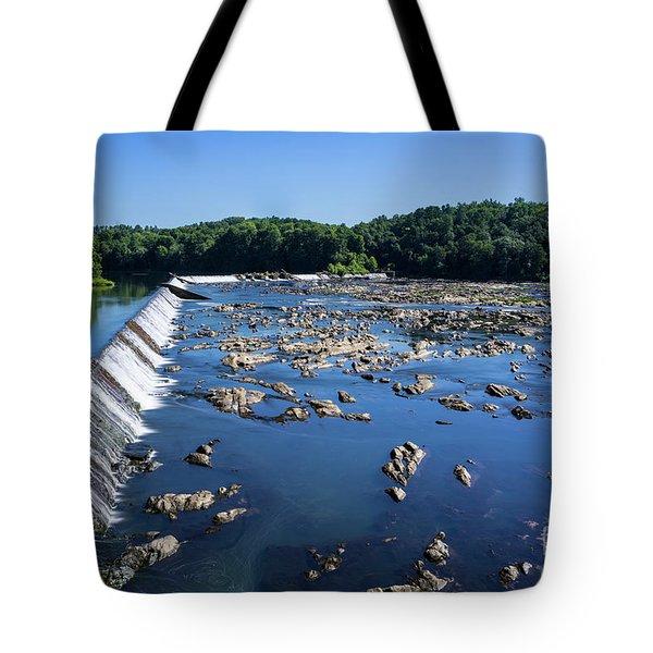 Savannah River Rapids - Augusta Ga 2 Tote Bag
