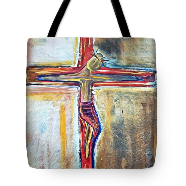 Saviour Tote Bag