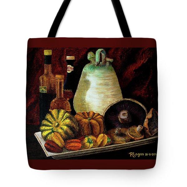Savor Tote Bag
