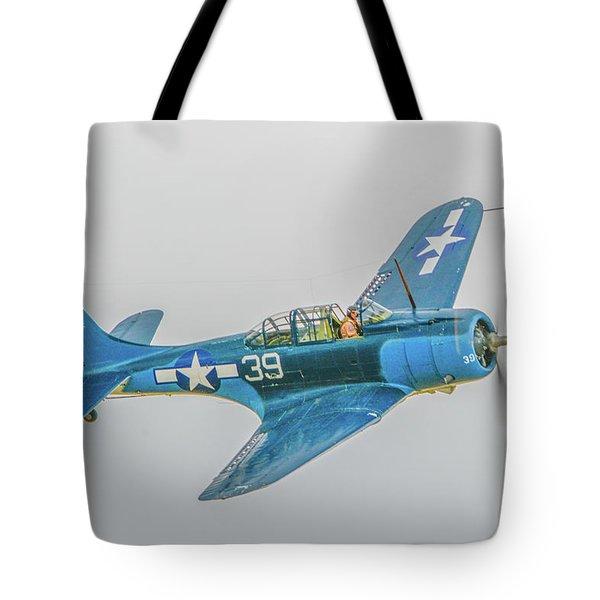 Sbd-5 Dauntless Tote Bag