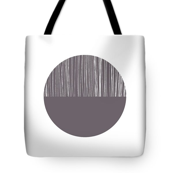 Scandi Moon 4- Art By Linda Woods Tote Bag