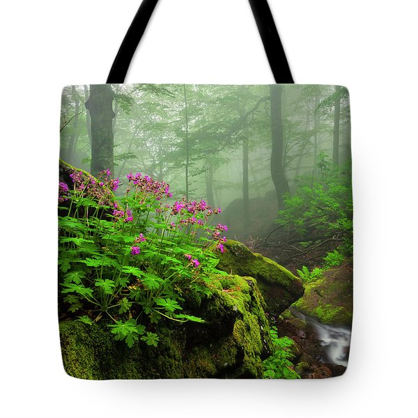 Scent Of Spring Tote Bag