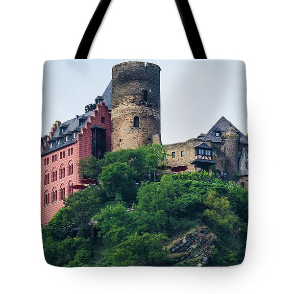 Schonburg Castle Tote Bag