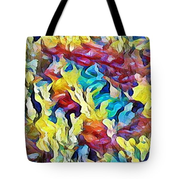 Sea Salad Tote Bag