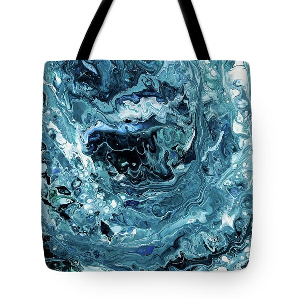 Sea Shadows Tote Bag