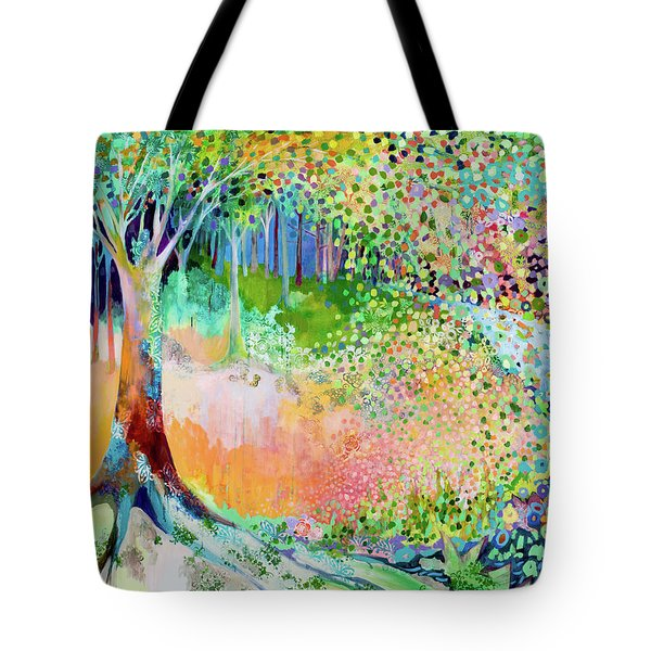 Searching For Forgotten Paths II Tote Bag