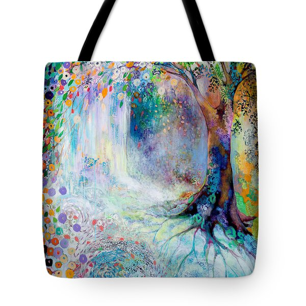 Searching For Forgotten Paths IIi Tote Bag