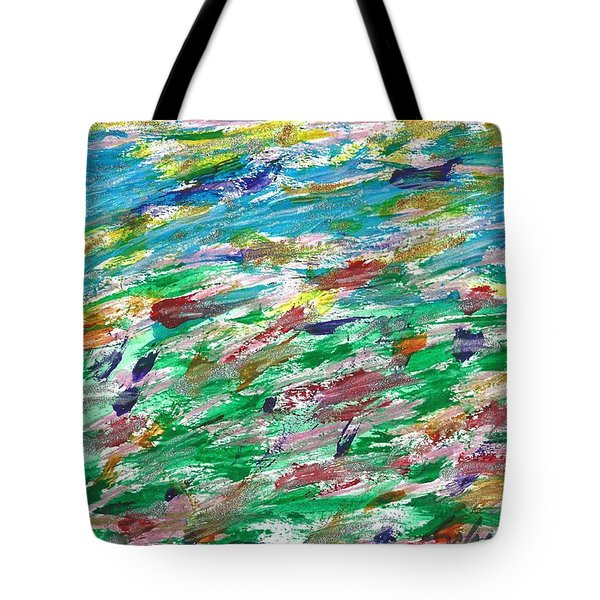 Seaside Sensation Tote Bag