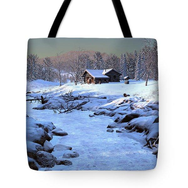 Season Of Repose Tote Bag