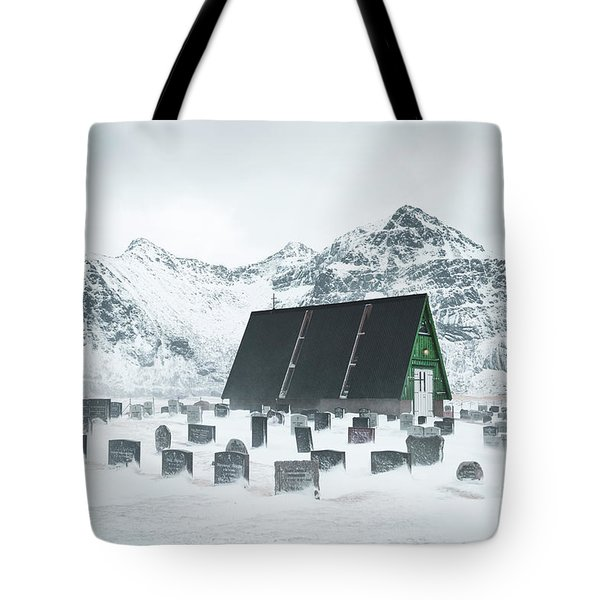 Season Of Silent Sorrow Tote Bag