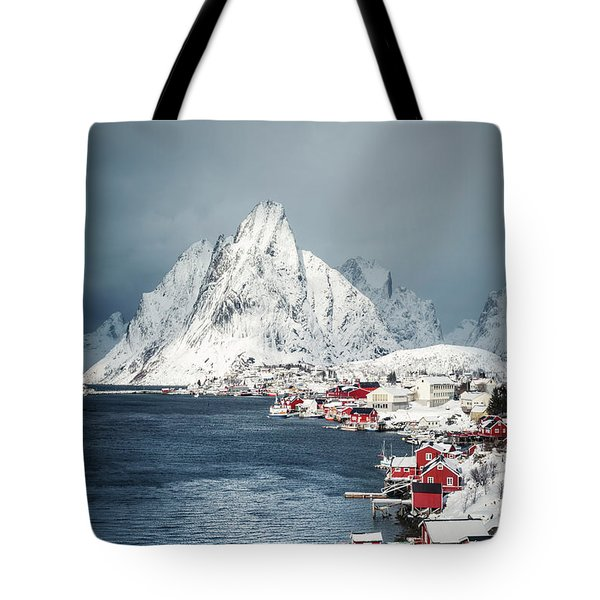 Season Of Wonders Tote Bag
