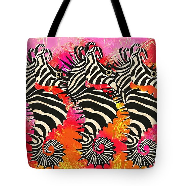Seazebra Digital11 Tote Bag