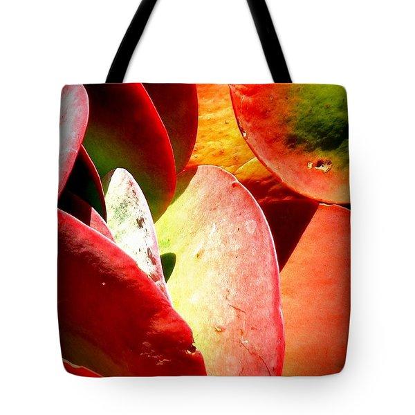 Secret  Life  Of  Plants Tote Bag