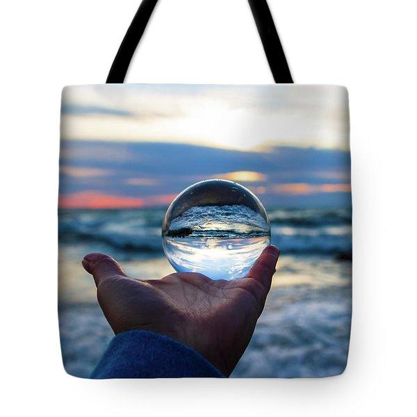 See Into The Future Tote Bag