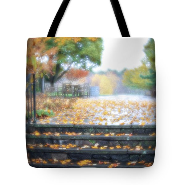 Tote Bag featuring the photograph See Ya Next Fall by Brian Hale