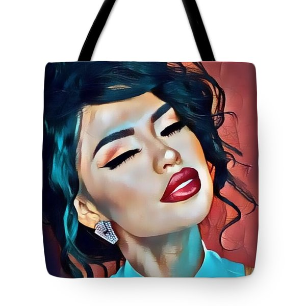 Selena Is Dreaming Of You Tote Bag
