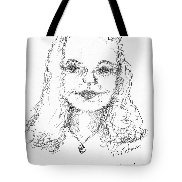 Self Portrait 2019 Tote Bag