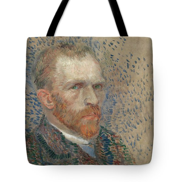 Self-portrait - 3 Tote Bag