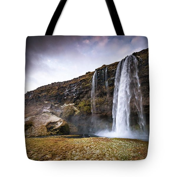 Seljalandsfoss Tote Bag