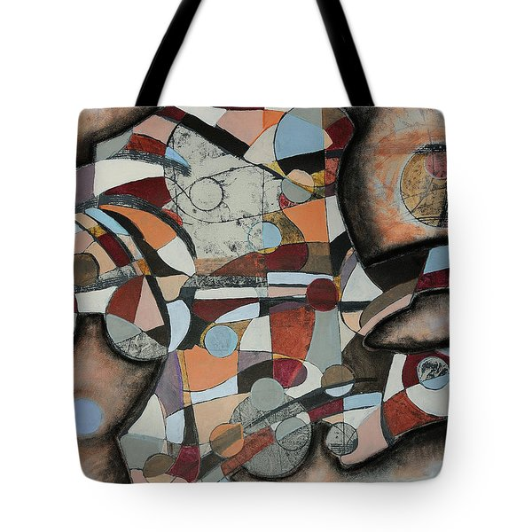 Semi-solid Ground Tote Bag