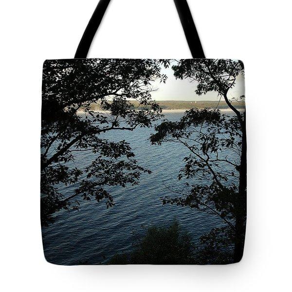 Seneca Lake Tote Bag