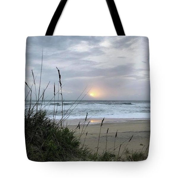 Tote Bag featuring the photograph Sept. 14, 2018 Sunrise  by Barbara Ann Bell