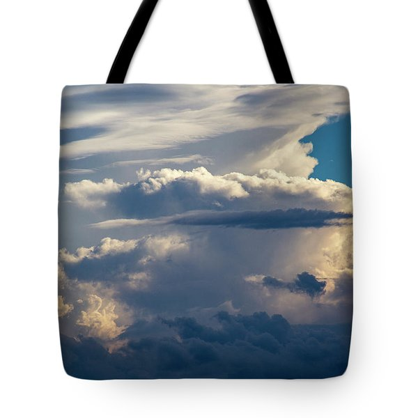 September Storm Chasing 015 Tote Bag