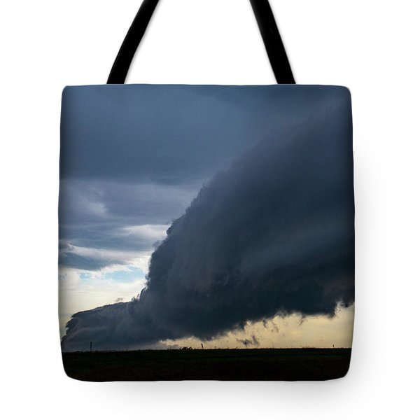 September Thunderstorms 003 Tote Bag