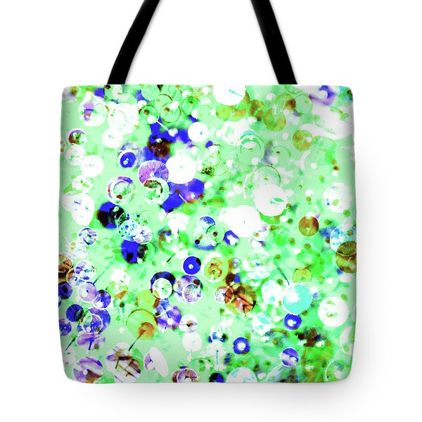 Sequins And Pins 1 Tote Bag