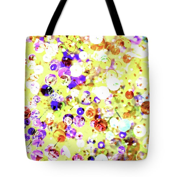Sequins And Pins 2 Tote Bag
