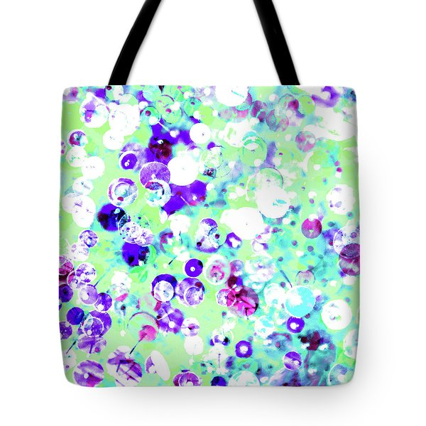 Sequins And Pins 3 Tote Bag