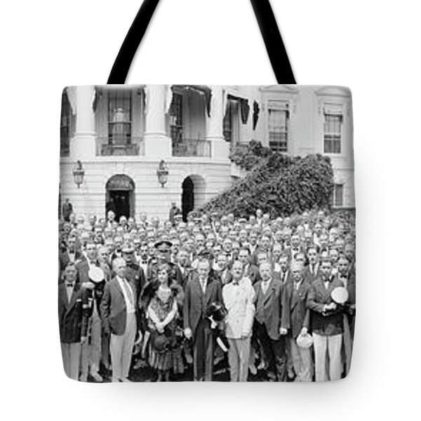 Serenade To The President & Mrs Tote Bag