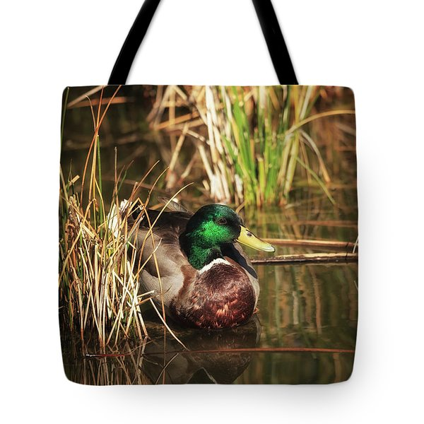 Tote Bag featuring the photograph Serene by Rick Furmanek